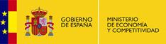 Logotipo Ministerio de Economía y Competetividad