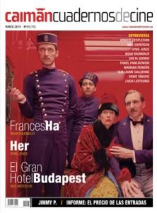 revista-digital-de-cine-caiman-cuadernos-de-cine-25-marzo-2014